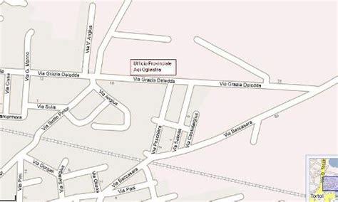 ufficio provinciale aci unit 224 territoriale aci di ogliastra dove ci trovi