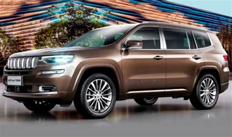 Jeep Wagoneer 2020 Price by 2020 Jeep Wagoneer Price Release Date Configurations