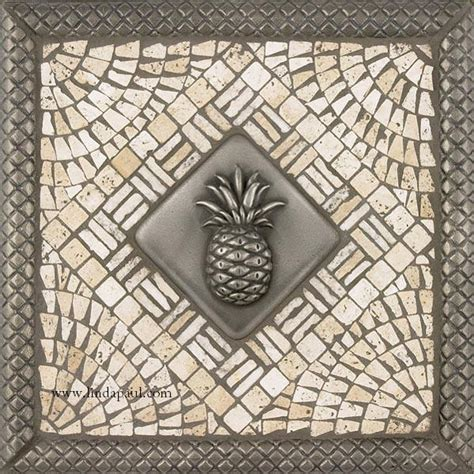 Pineapple Kitchen Backsplash  Tile Mosaic Medallion. Kitchen Paint Ideas With Maple Cabinets. Kitchen Island With Cutting Board Top. Houzz White Kitchen Cabinets. White Play Kitchen. Kitchen Bar Counter Ideas. White Kitchen Glass Splashback. Cool Kitchen Ideas For Small Kitchens. Blue White Kitchen