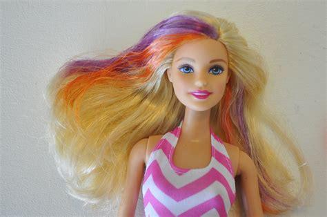 Diy Wash-out Barbie Hair Dye