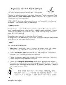 7th Grade Book Report Outline Template
