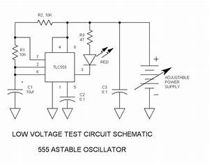 555 Low Voltage Operation