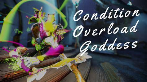 saryn build  warframe condition overload goddess