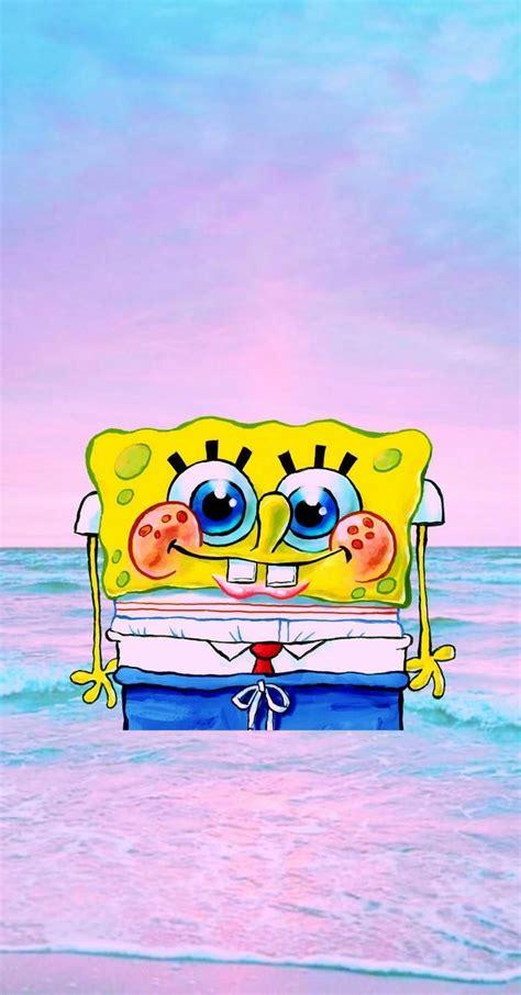 Aesthetic Wallpaper Spongebob by Aesthetic Disney Wallpapers Top Free Aesthetic Disney