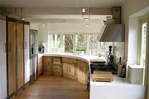 best deco moderne dans maison ancienne pictures seiunkel With cuisine moderne dans l ancien