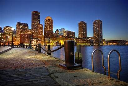 Boston Skyline Desktop Wallpapers Visit Backgrounds Things