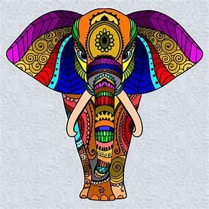 Más de 25 ideas fantásticas sobre Elefante Indio Pintado