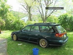 1998 Subaru Legacy Gt Wagon 4