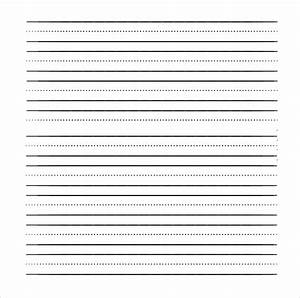 13 lined paper templates to download for free sample With handwriting lines template