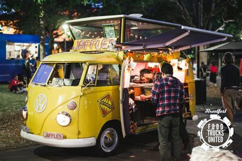 streetfest food trucks united  friday   month