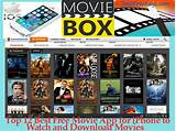 best free movie apps for
