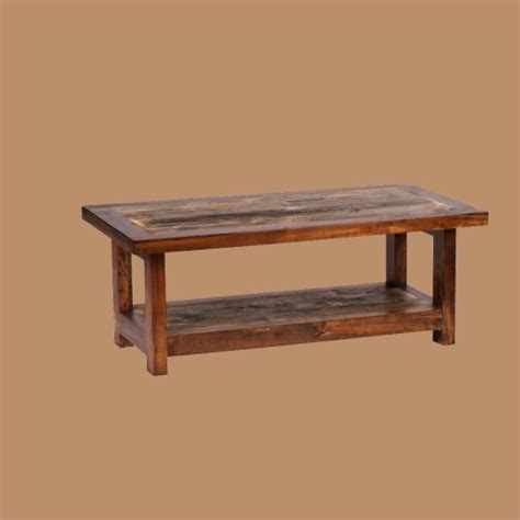 reclaimed wood sofa table wyoming reclaimed wood 2 drawer sofa table