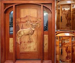 » The beautifully designed wooden doors - Woodworking Crazy