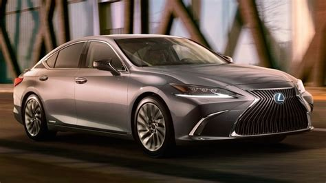 lexus es preview pricing release date