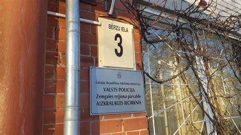 Aizkrauklē pašizolācijā septiņi policisti