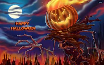 Halloween Happy Scary Wallpapers Vibes Positive Background
