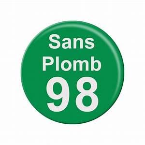 Sans Plomb 98 Prix : macaron pastille identification pistolet de pompe de sp98 eg dis ~ Medecine-chirurgie-esthetiques.com Avis de Voitures