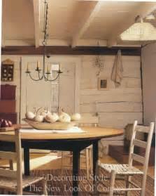primitive decor style decorating