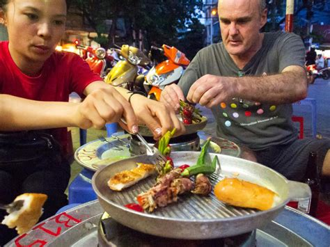 cuisine tour hanoi half day cooking class travel
