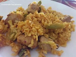 Cocinando los sábados: ARROZ CON BONITO Y AJOS TIERNOS