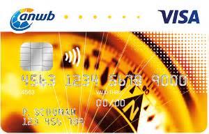 voordeligste creditcard van anwb visa card international card services