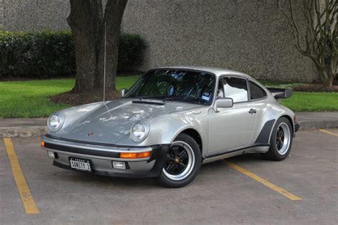 1984 Porsche 911 Turbo by 1984 Porsche 911 M491 Coupe For Sale On Bat