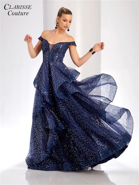 2018 Prom Dress Clarisse 4976 | Promgirl.net