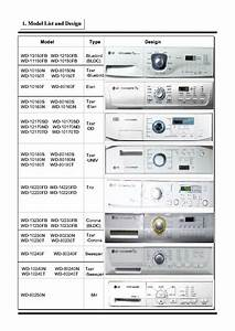 Lg Washing Machine Fl Program Change Guide Service Manual