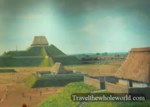 Cahokia Mounds Illinois
