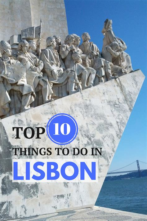 Top 10 Things To See And Do In Lisbon  X Days In Y