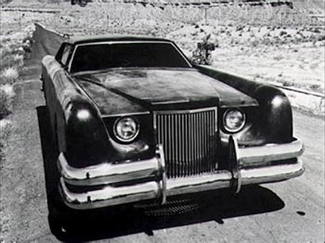 The Car by The Car 1971 Lincoln By Barris Amcarguide