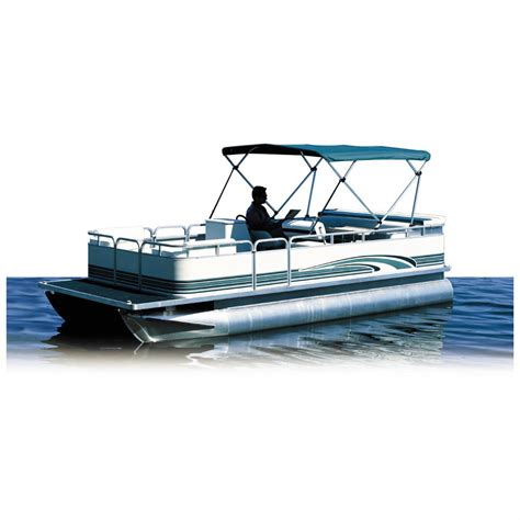 Pontoon Boats Bimini Tops by Attwood Pontoon Bimini Top 1 1 4 Quot Square Tubing 4 Bow