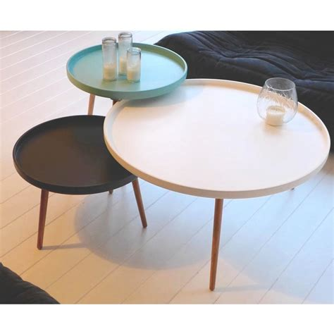 canape turquoise table basse scandinave kompass 90 by drawer