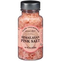olde thompson himalayan pink salt 15 1 oz walmart com