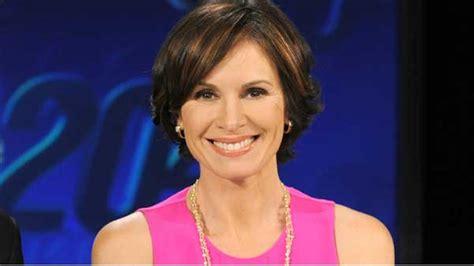 Abc News' Elizabeth Vargas Back In Rehab