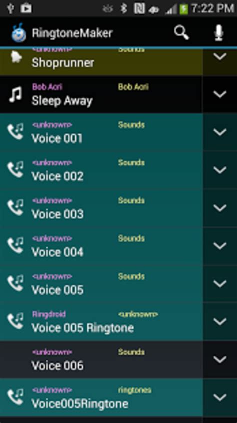 mp3 cutter and ringtone maker for android