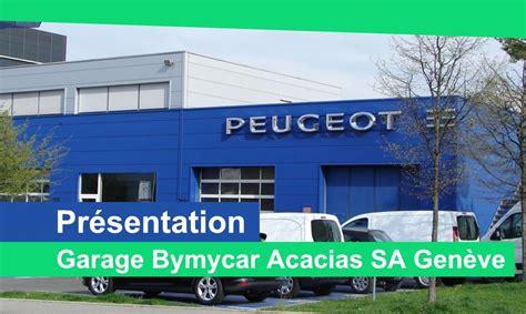 Présentation Vidéo Du Garage Bymycar Sa Genève