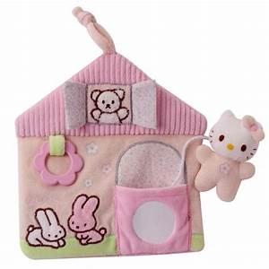 Maison D éveil : maison d 39 activit hello kitty coffret cadeau la f e du jouet ~ Teatrodelosmanantiales.com Idées de Décoration