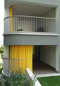 Vorhang Für Balkon : balkon terasse vorh nge gardinen wepro ag ihr ~ Watch28wear.com Haus und Dekorationen