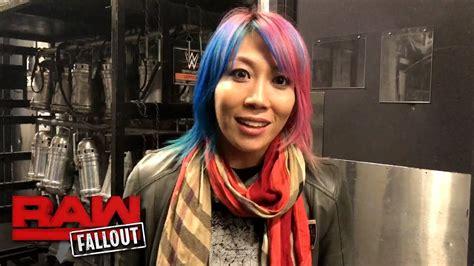 womens royal rumble match isnt ready  asuka raw