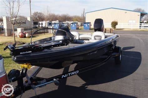 Used Nitro Bass Boats Texas by 2004 Used Nitro Nx 882 Bass Boat For Sale 14 500