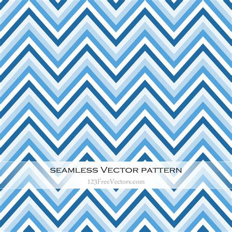 And Blue Chevron Background by Blue Chevron Background