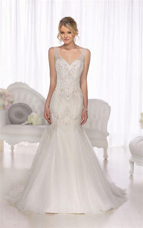 Most Beautiful Wedding Dresses Wedding Dresses Essense