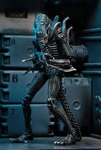 Aliens Ultimate Aliens Warrior 1986 Action Figures by NECA ...