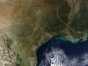 NASA Visible Earth: Texas and Louisiana