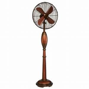 Vornado 9 in 3-Speed Whole-Room Air Circulator Floor Fan