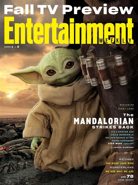 Entertainment Weekly 2020 Fall TV Preview Has Two Covers ...
