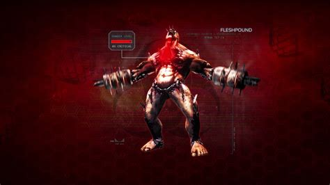 killing floor 2 fleshpound killing floor 2 fleshpound sounds youtube