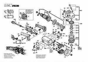 Meuleuse Bosch 230 : pieces detachees meuleuse bosch gws 21 230 pi ces d tach es ~ Edinachiropracticcenter.com Idées de Décoration