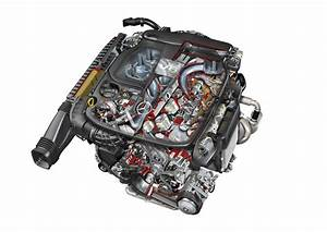 R231 2013 Mercedes Sl500 M278 Engine Cut-away